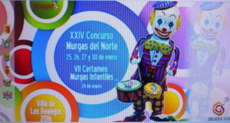 Tenerife North Murgas competitions-2016