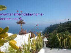 Tenerife ocio senderismo Ramba de Castro cerca del apartamento Realejos