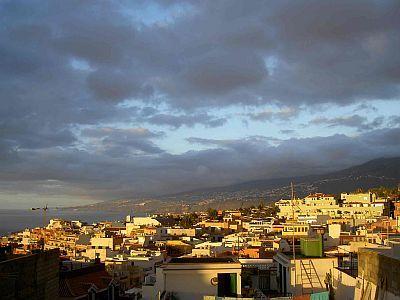 Tenerife panorama Toscal Longuera by 6.p.m.
