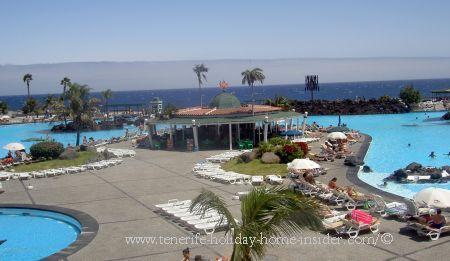 Tenerife Parque Maritimo