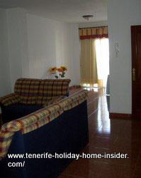 Tenerife property rental Tenerife apartment Bentor Icod el Alto