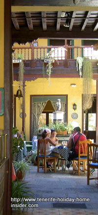 Restaurant El Farol Puerto Cruz