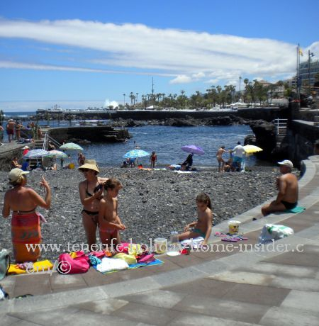 Tenerife school holidays july 2015 San Telmo