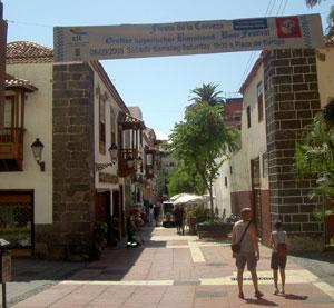 Puerto  hub C/Quintana