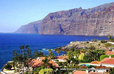 Tenerife Westcoast region
