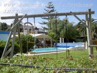 Tennis club pool Tenerife Romantica2