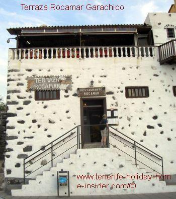 Terraza Rocamar Restaurant Garachico