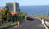 TF 1323 carretera Tenerife circunvalacion