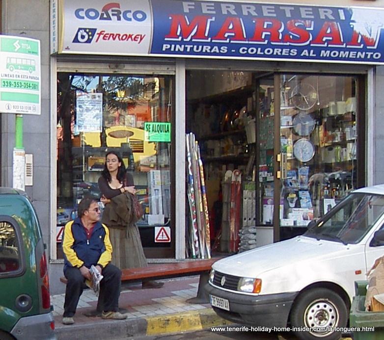 Titsa bus stop 354,353,381, 339