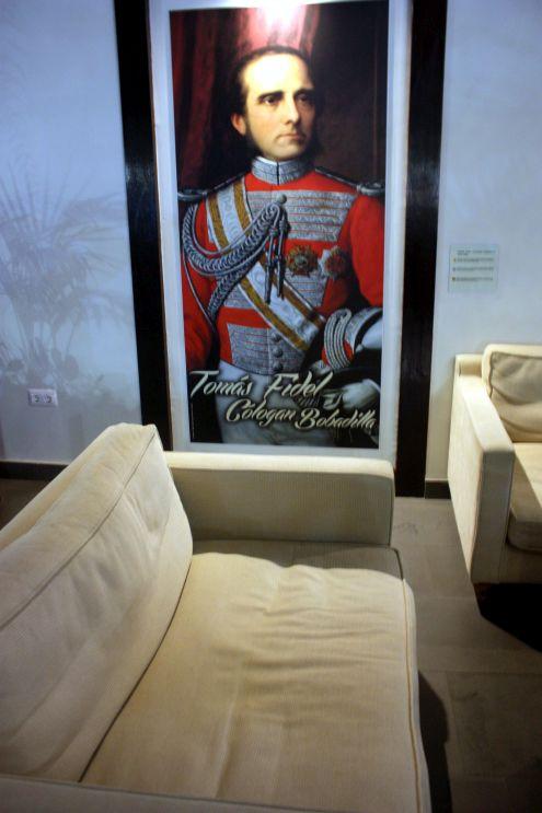 Tómas Fídel Cólogan Bobadilla a historica celebrity that stayed at the hotel of number 11 Calle Quintana in Puerto de la Cruz.