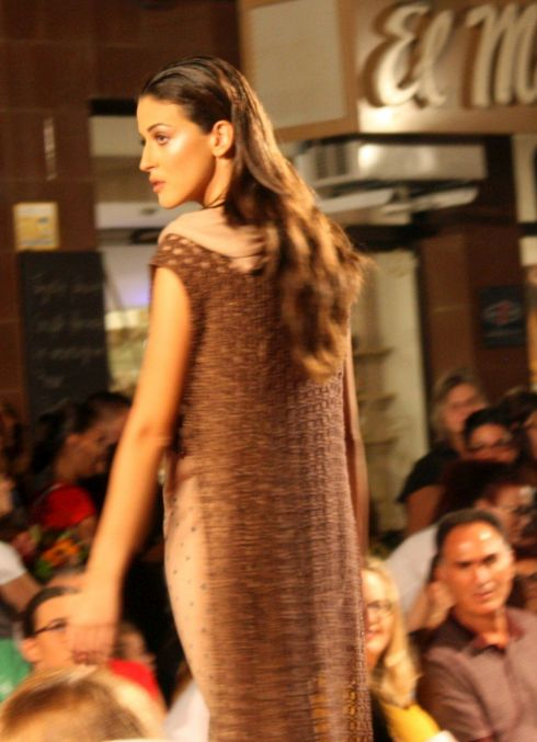 Toscal Longuera own suburb top model fashion icon Jazmin Puentes de la Munoza