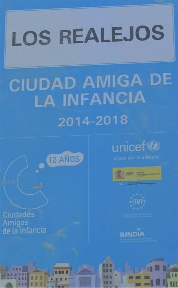 Unicef approved child-friendly city Los Realejos