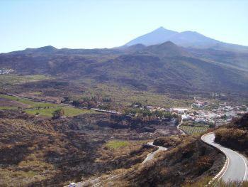 Valle de Arriba Tenerife