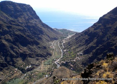 Valle Gran Rey La Gomera
