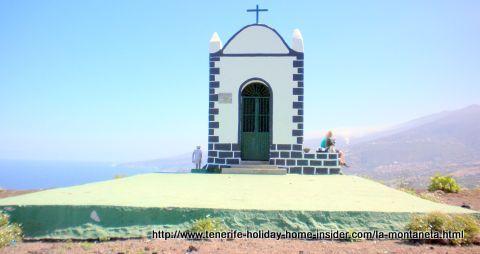 Volcano chapel