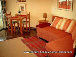 Apartment by Puerto Cruz for rent or sale