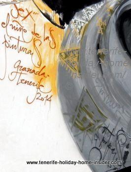 Arte urbano urban art signatures