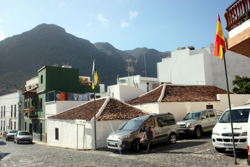 Barrio Fatima that joins onto the hub of town.