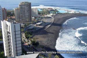 Beach Front Hotel San Felipe Puerto Cruz