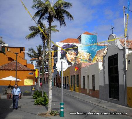 Best street art for blending in