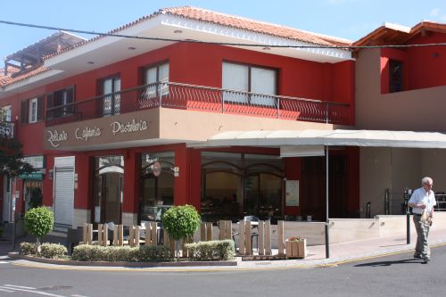 Boutique Relieve the oldest of Toscal Longuera of Tenerife.