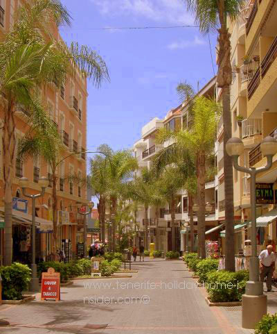 Calle la Hoya Puerto de la Cruz revamped in 2015