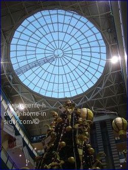 Carrefour Tenerife Christmas decoration