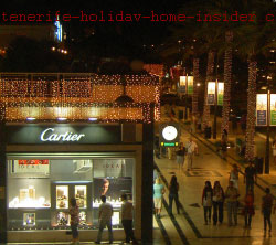 Cartier Tenerife shop for best gifts