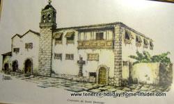 Convent Santo Domingo La Laguna Tenerife