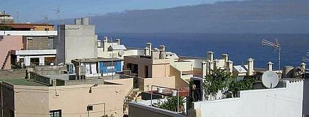 Penthouse for pigeons in Tenerife