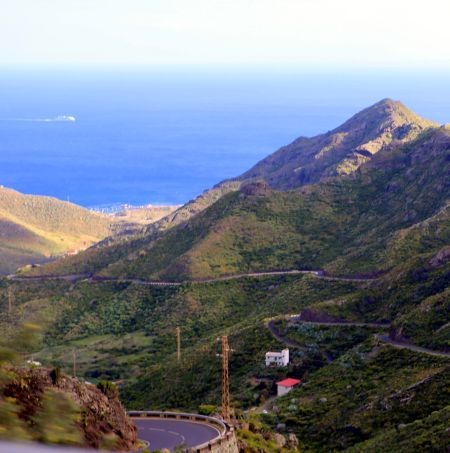 El Cerdado San Andres Tenerife
