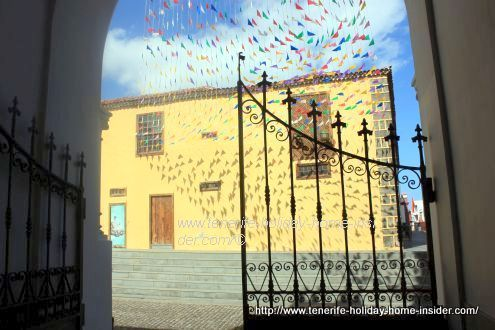 Festival El Boreal 2017 Los Silos international Tenerife festival of art and music.