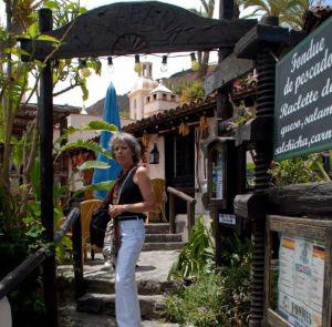 Fondue restaurant Monasterio