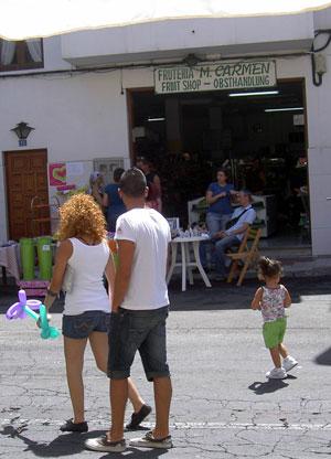 fruteria M.Carmen La Longuera  Tenerife