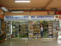 Herbal shop Tenerife of 1000 herbs and spices