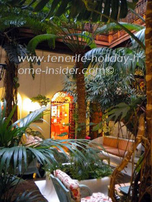 Hotel Monopol of Tenerife a historic landmark