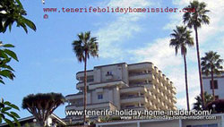 Hotel Panoramica Garden Los Realejos Tenerife a skyrise with 12 floors