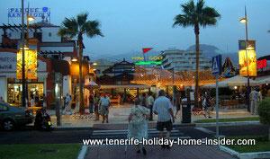 Las Americas nightlife Arona Tenerife