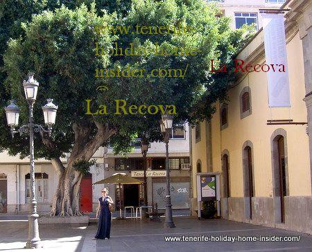 Old La Recova Santa of Cruz de Tenerife