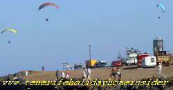 Paragliding Realejos by Flypa club members