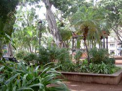 Park Iglesia San Francisco or Parque del Principe in Santa Cruz