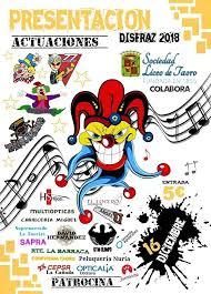 Poster Carnival Orotava 2018