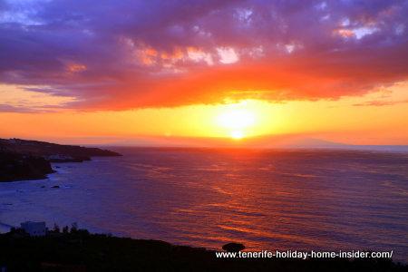 Puerto Cruz sundown