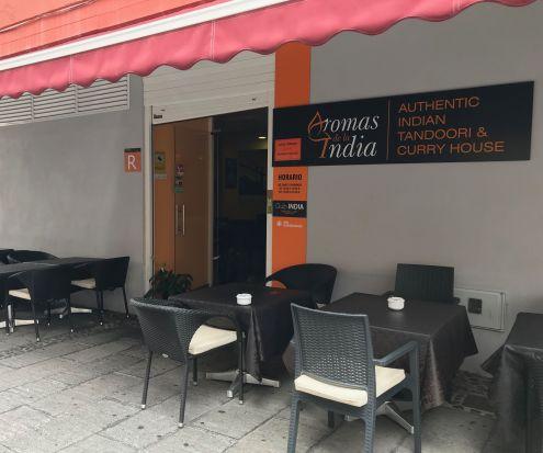 Restaurant or Restaurante Aromas de la India as well as Indian Club of Puerto de la Cruz Tenerife