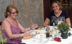 Tenerife Restaurant La Papaya fans