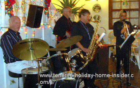 Restaurante Casona live jazz Tenerife