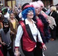 Tenerife carnival retirees