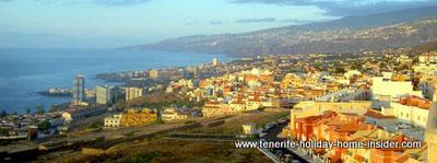 Vistas raras Tenerife Rincon La Orotava