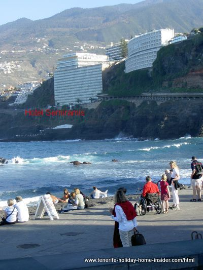 Seminar hotel Hotel Semiramis Tenerife