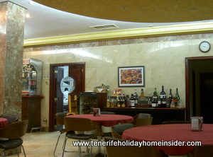 South airport hotel dining Hotel Monica Sur